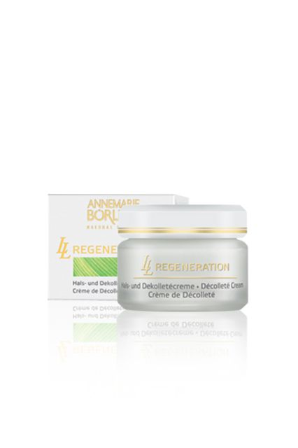 This velvety, paraben-free cream helps to repair and nurture your (likely) most ignored part: the décolletage. Since this area shows signs of aging sooner and more dramatically than other parts, early intervention is key. Annemarie Borlind LL Regeneration Decollete Cream, $59, available at Annemarie Borlind.
