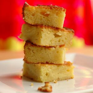 RICOTTA AND LEMON OLIVE OIL CAKE by Nudo Adopt | Mealz