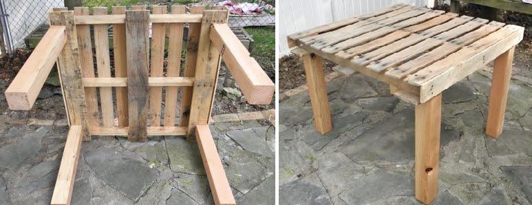 Pin de virginia fuster en reciclaje diy pallet furniture for Sillones de madera reciclada