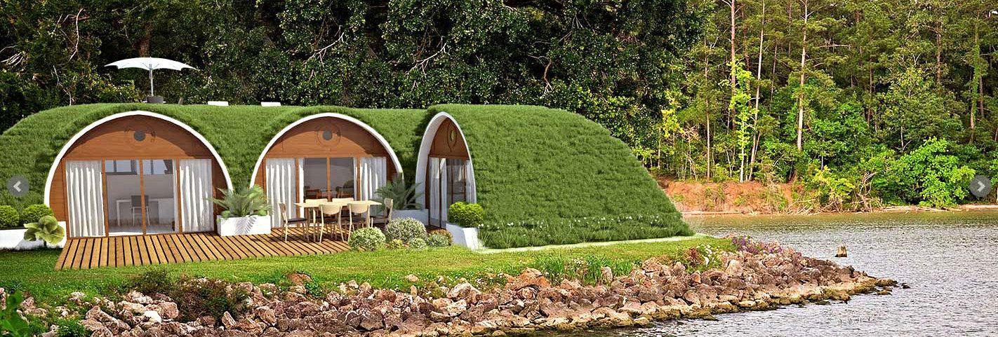 resultado de imagem para green magic homes brasil casas pinterest backyard house resim. Black Bedroom Furniture Sets. Home Design Ideas