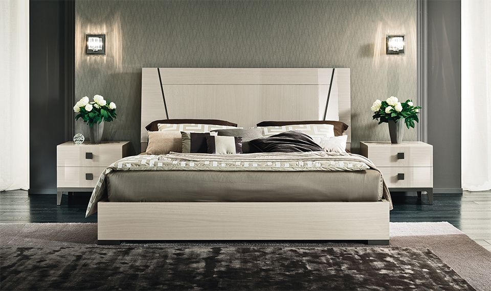 Mont Blanc Bed By Alf Inexpensive Bedroom Furniture Modern