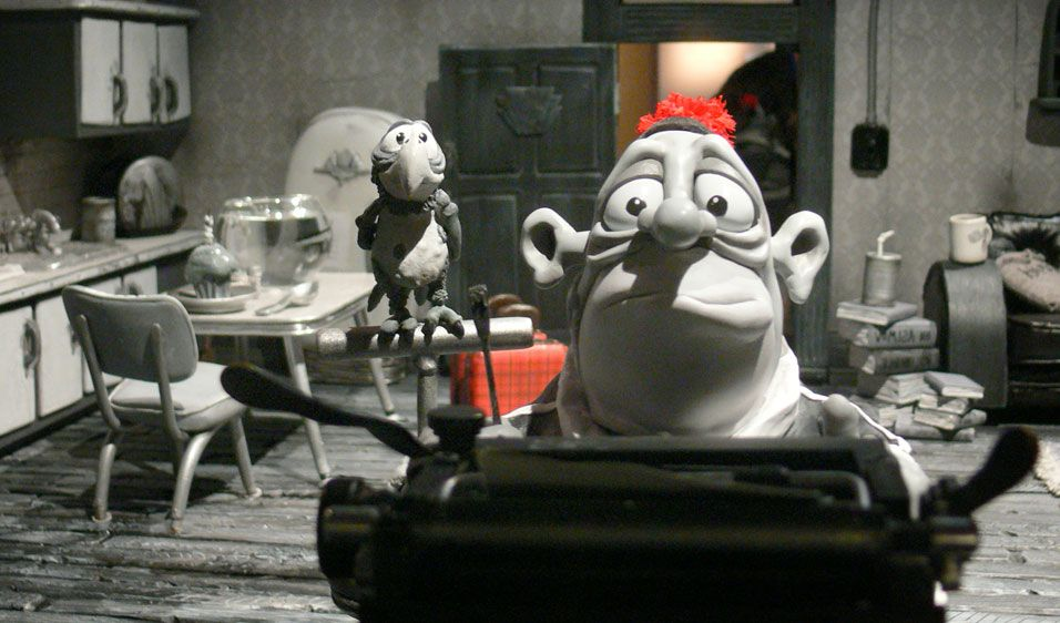 Mary And Max The Exhibition Mary And Max Exhibition Puppetry