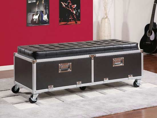 This would be useful if it was also a storage bench. Rock and Roll ...