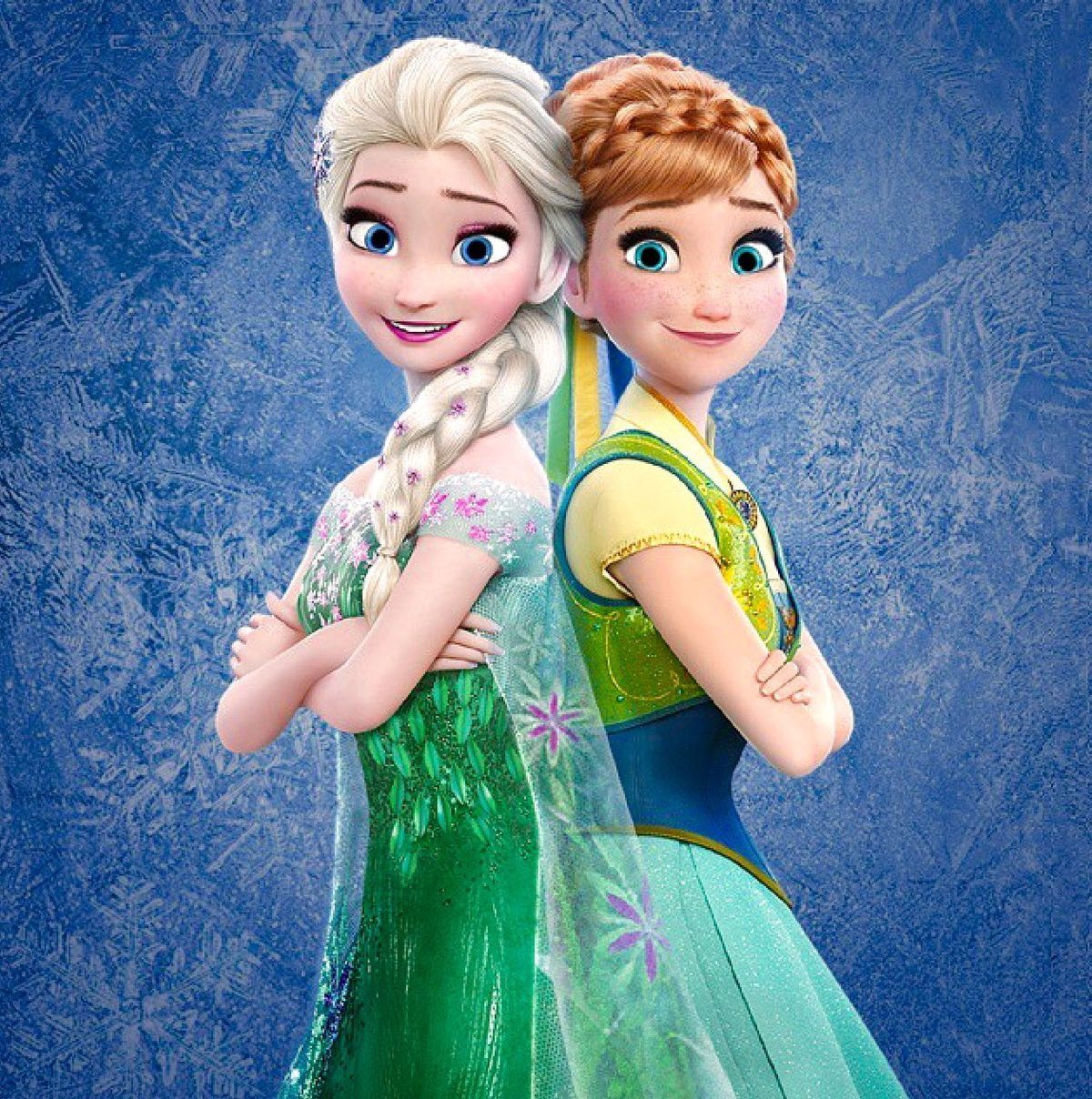Frozen Fever Frozen Sisters Elsa Frozen Diamond Painting