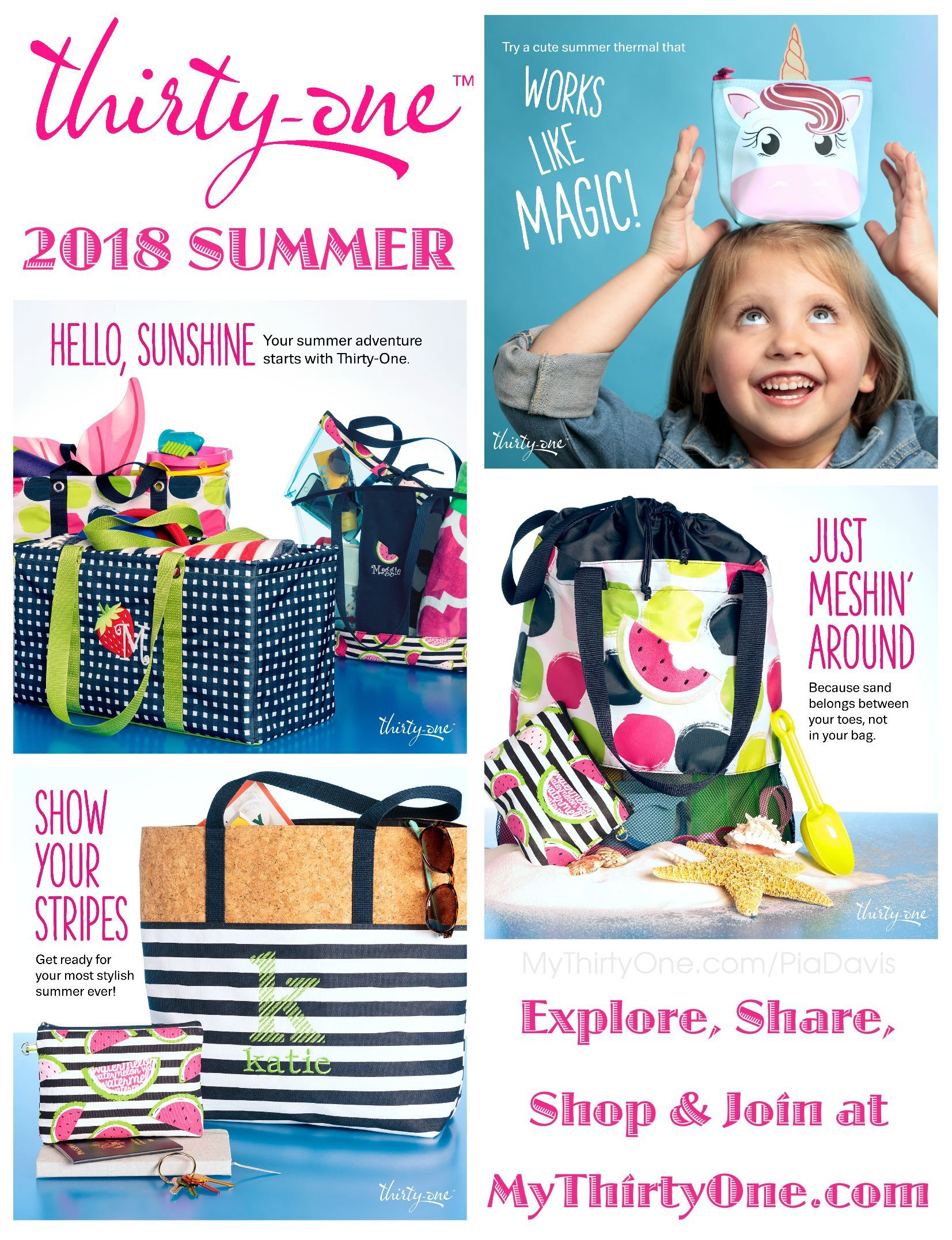 31 Cute Dresses For Teens To Try As Soon As Possible: #31 Cute, Cute, Cute... Summer 2018 From Thirty-One Gifts