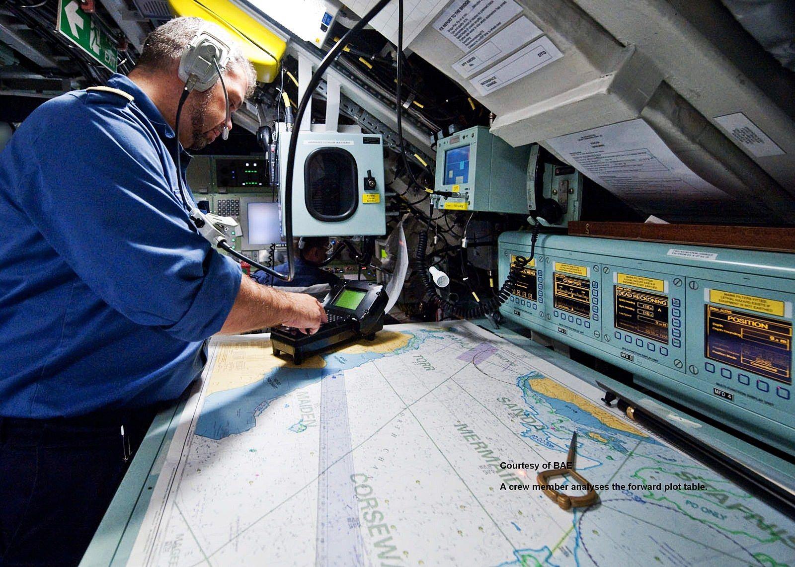 Por Dentro Do Hms Astute With Images Submarines Us