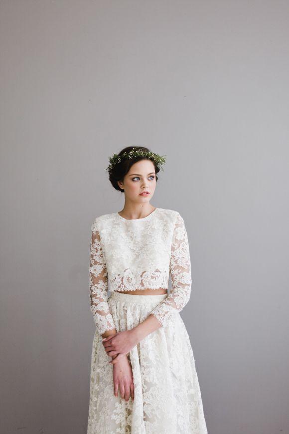 Novia Moderna Wedding Inspiration Bride Groom Pinterest - Novia-moderna