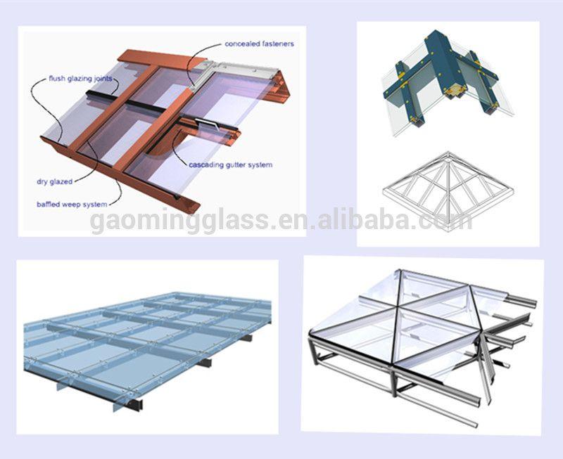 Techos de cristal buscar con google techos cristal - Cristales para techos ...