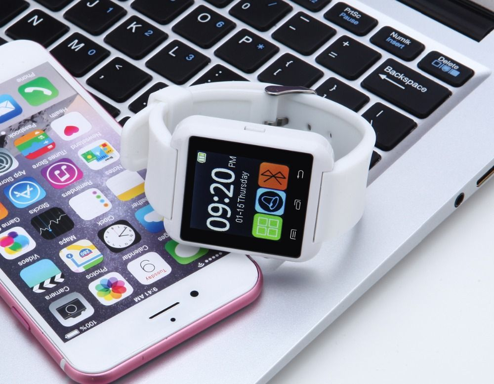 Original Bluetooth Smart Watch U8 Smartwatch U Watch For iOS