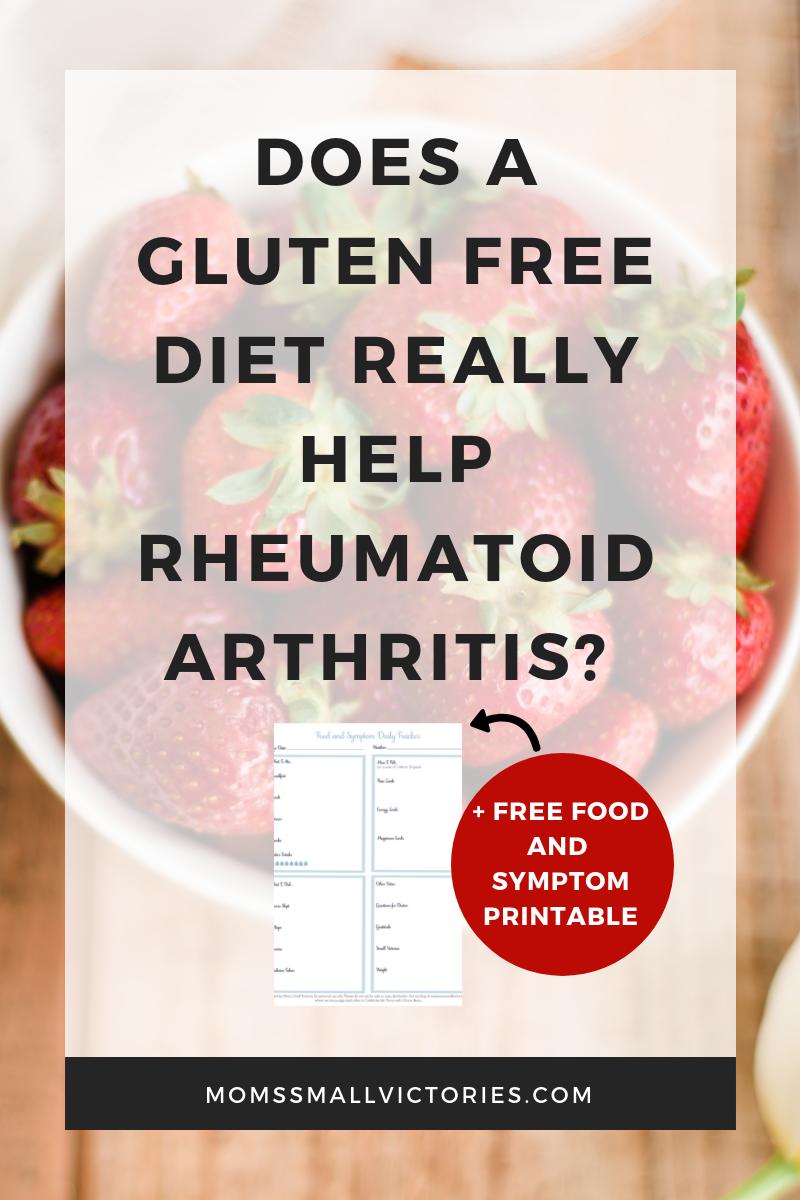 ra and gluten free diet