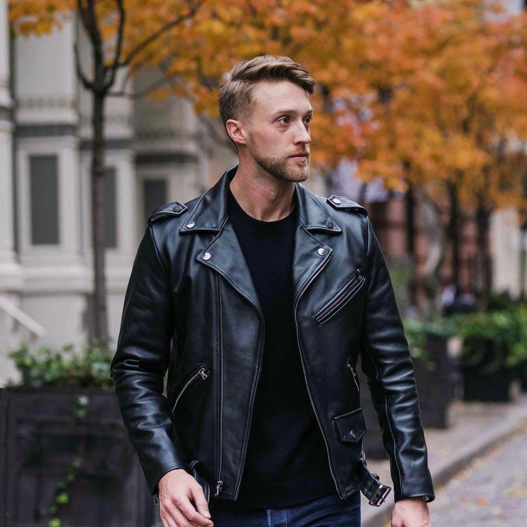 Pin By Zackwear On Men S Fashion Leather Jacket Men Leather Jacket Real Leather Jacket [ 1024 x 1024 Pixel ]