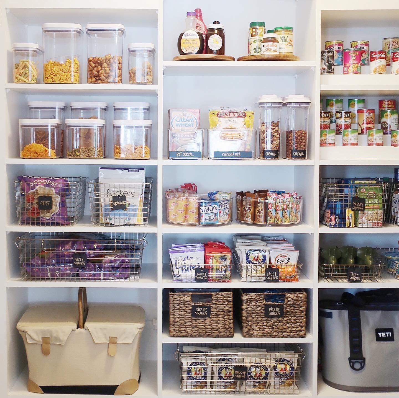 too perfect pantry tuesday nicoleloit neatmethod mdesign solutionswithstyle morecal on kitchen decor organization id=32120