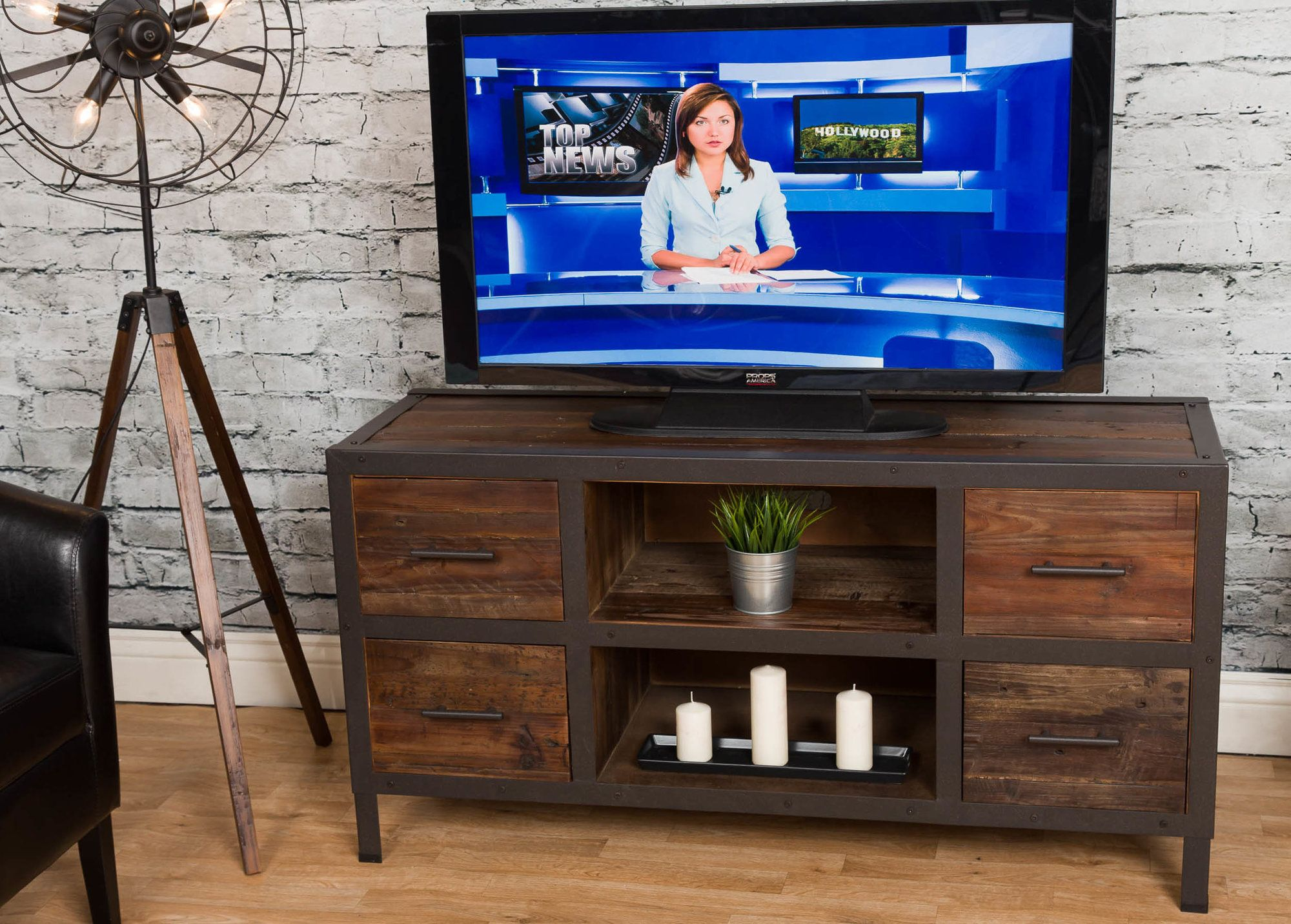 various colors 386cf 2d088 Marissa TV Stand for TVs up to 60