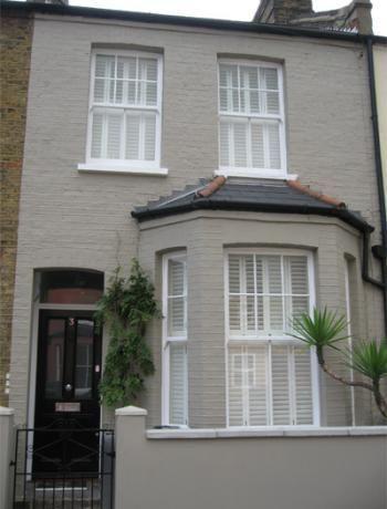 Image result for sandtex gravel terrace house house paint exterior house exterior Exterior masonry paint colours