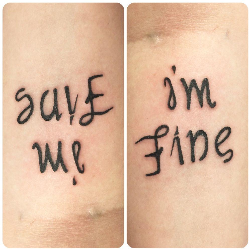 tatuajes i'm fine