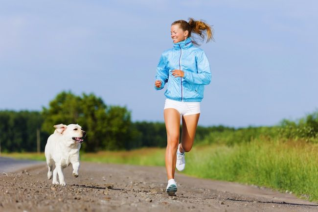 Quick Guide for #Running with Your Dog  #health #fitness  http://ojelt.com/