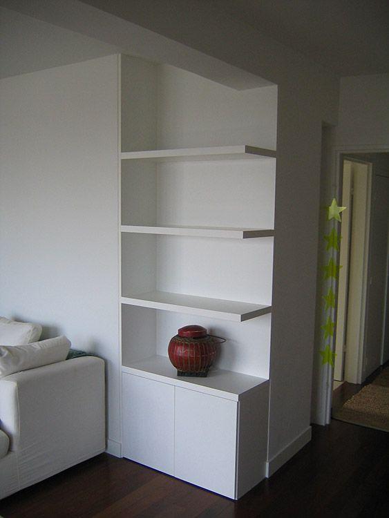 bilbioth que sur mesure salon penderie sur mesure. Black Bedroom Furniture Sets. Home Design Ideas
