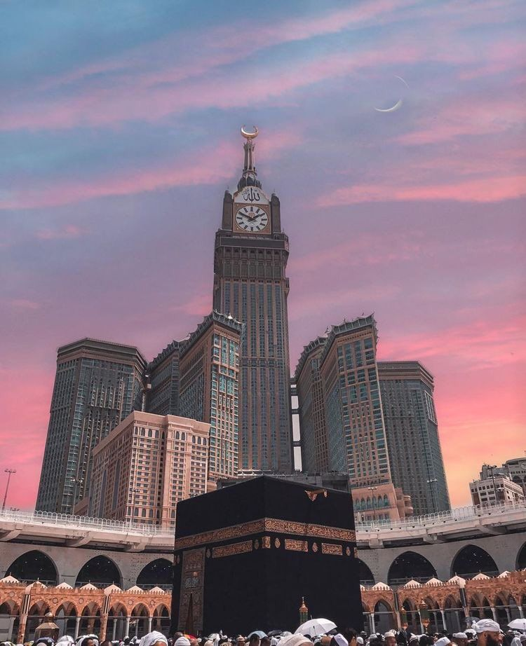 Pin On Anime Wall Cool kaaba wallpaper for iphone photos