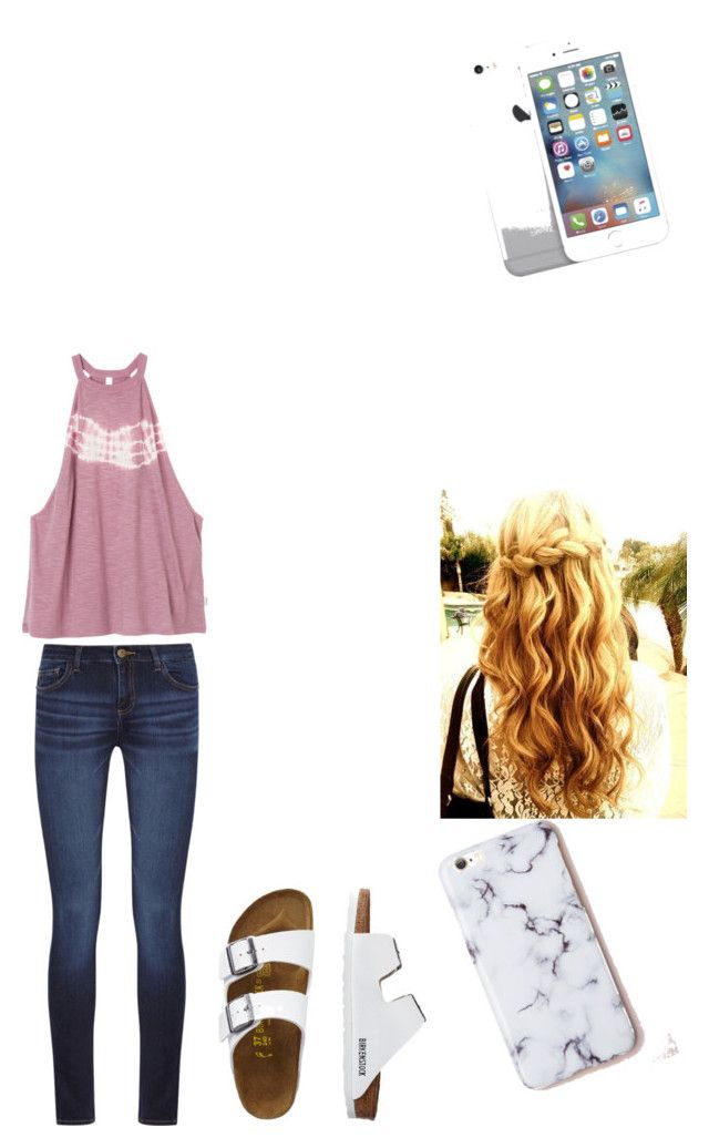 """""""Untitled #13"""" by stepha9763 on Polyvore featuring RVCA, DL1961 Premium Denim and TravelSmith"""