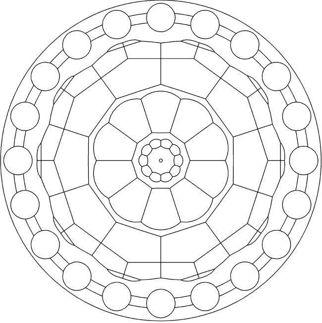 Mandalas, Mandalas, Mandalas   Mandalas, Mandala coloring and Mandala