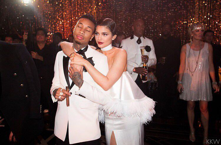 more pics from Kris' 60th birthday party from Kim's app