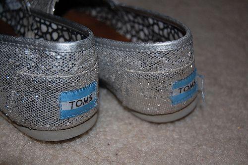 Love my Toms. :)