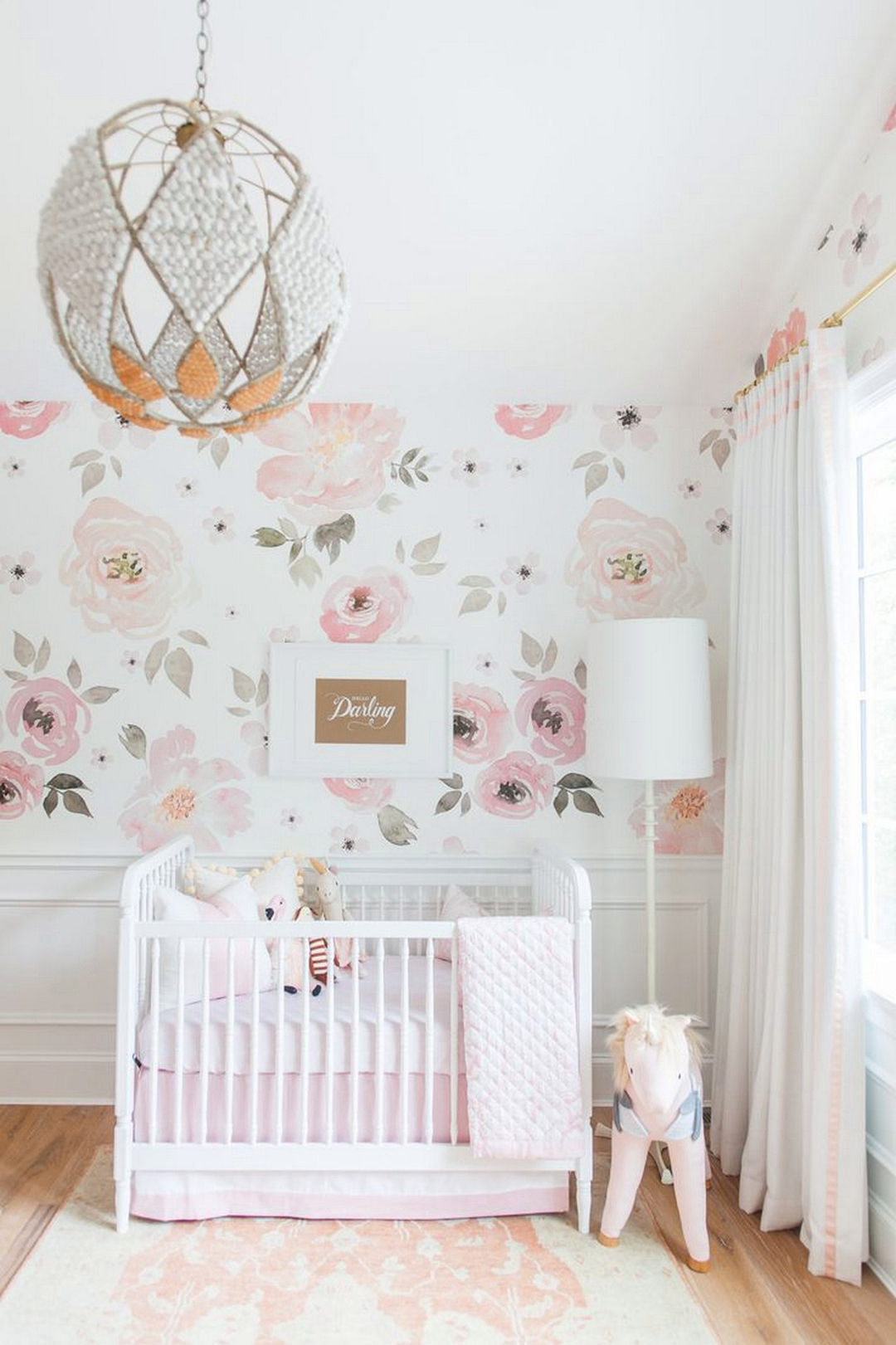 Nursery In Nagykovacsi A Modern Nursery With Archetypical Form Of Rural Houses Cuartos De Bebe Nina Decoracion Cuarto Bebe Cuarto De Bebe
