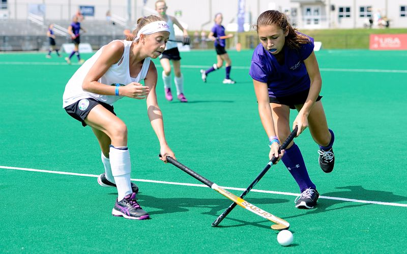 Usa Field Hockey Has Just Released The National Club Rankings For The U 14 Girls Age Division In Previous Years This Division S Ran Field Hockey Field Hockey
