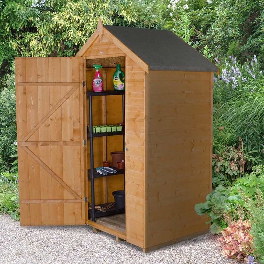 Wooden shed https://www.pineca.com/wooden-garden-sheds.html | Wooden ...