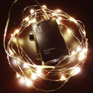 battery powered led string lights with timer http ppau info