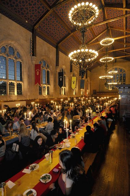 Sincerely Hoping That I Can Be Part Of Bryn Mawr S Hogwarts Dinner Someday Imalreadyinpottermore Bryn Mawr College Bryn Mawr Dream College