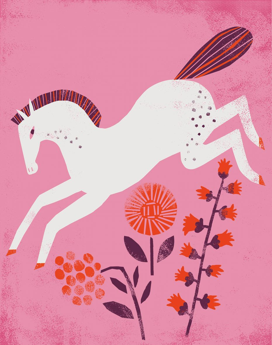 NANNA Illustration - Horse