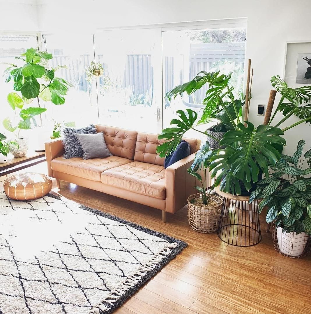 55 Indoor Plants Decor Ideas For Your Home These Trendy Planters Ideas Would Gain You Amazing Compliments Che Plant Decor Indoor Plant Decor Living Room Decor