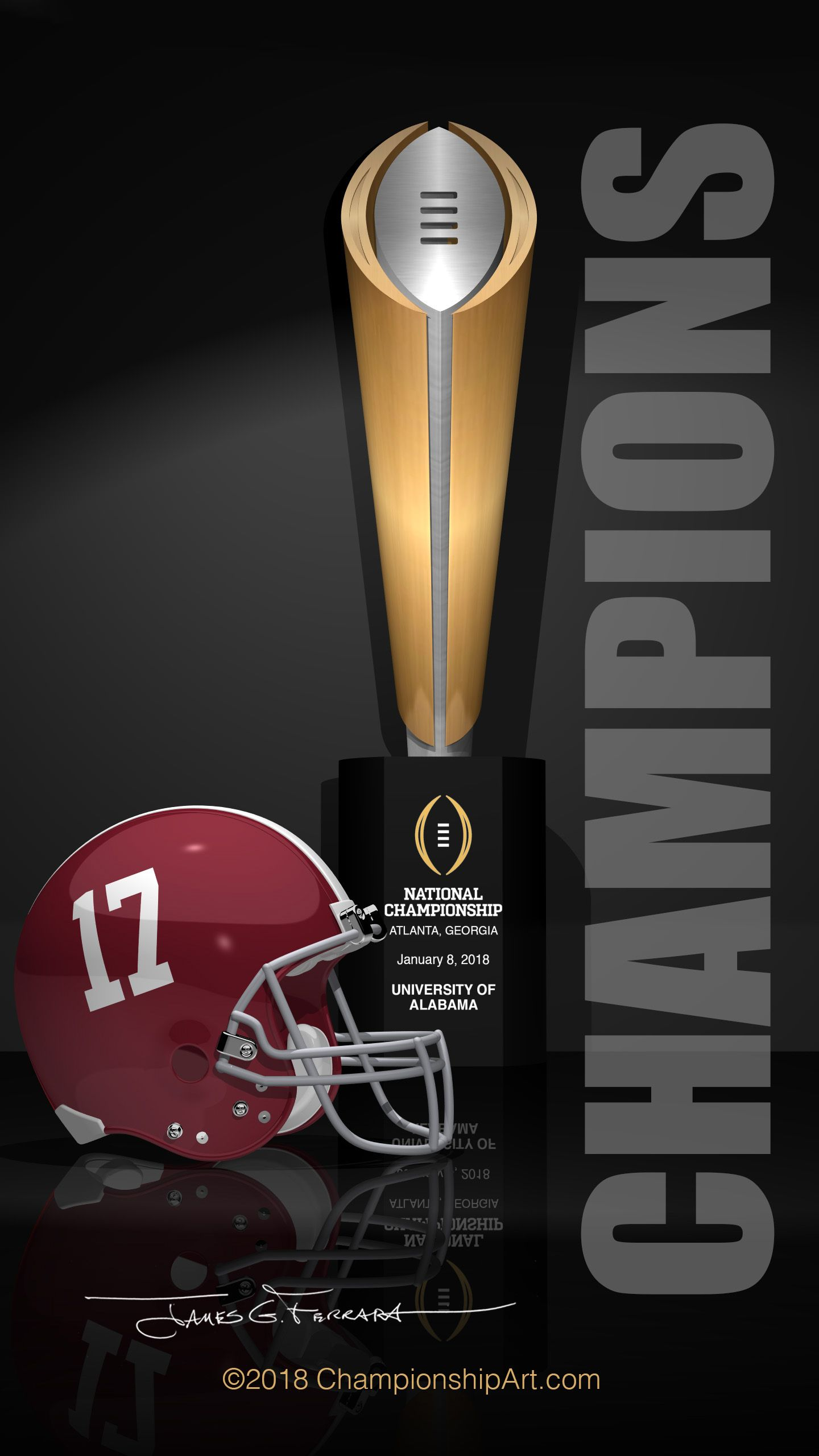 Pin By Sfr On Road To 17 Crimson Tide Football Alabama Crimson