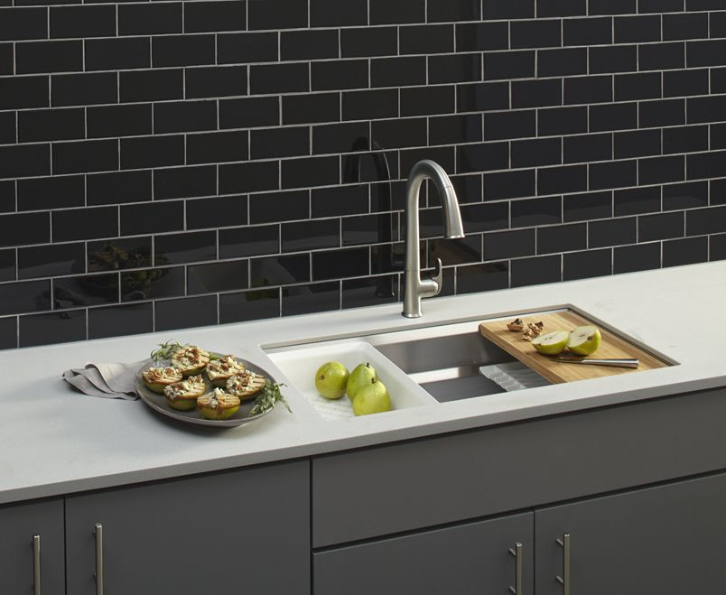 picking the perfect kitchen sink and faucet kitchen remodel sink prep kitchen on kitchen sink id=40693