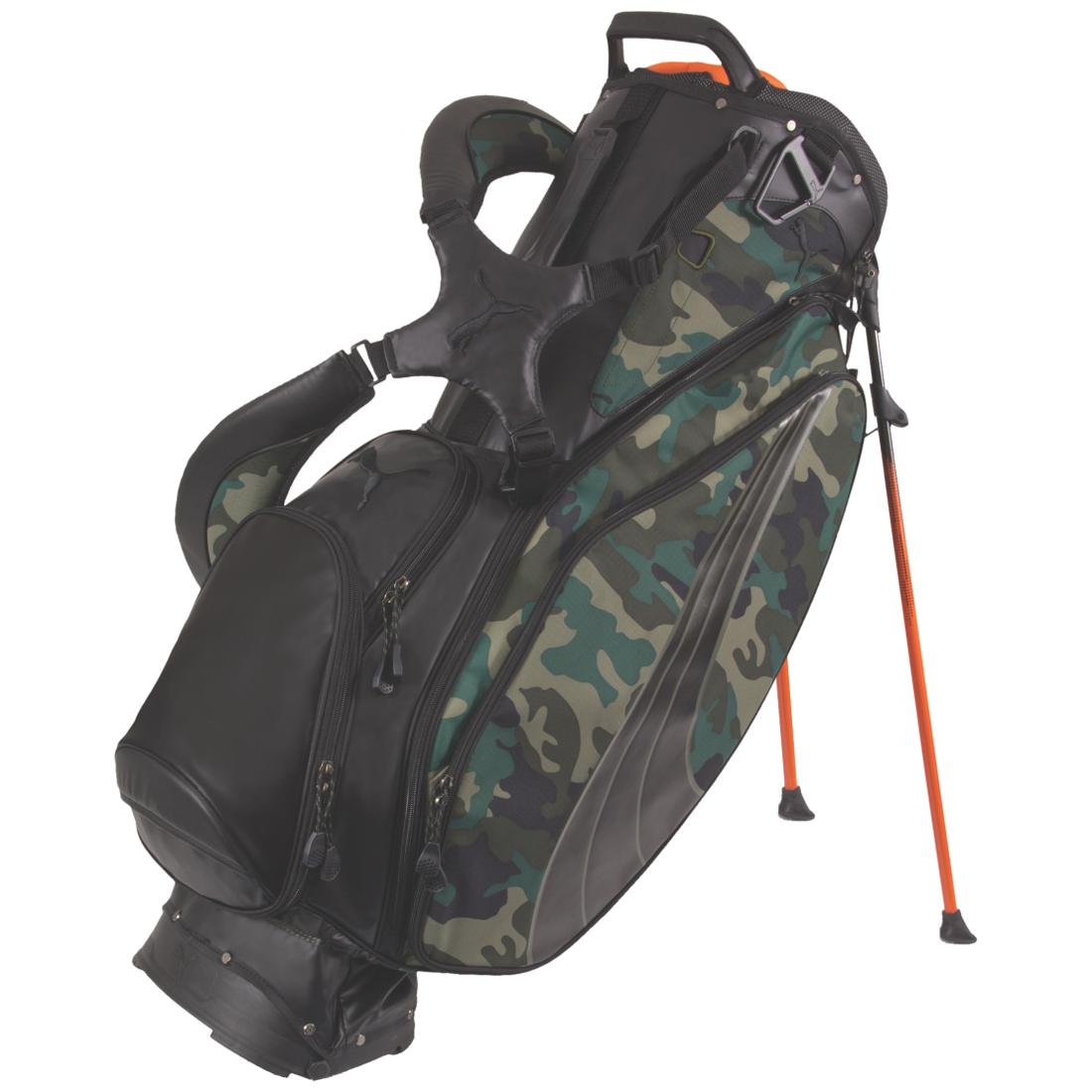 50bf66bef9de Puma Form Stripe Camo Stand Golf Bag http   www.golfdiscount.com
