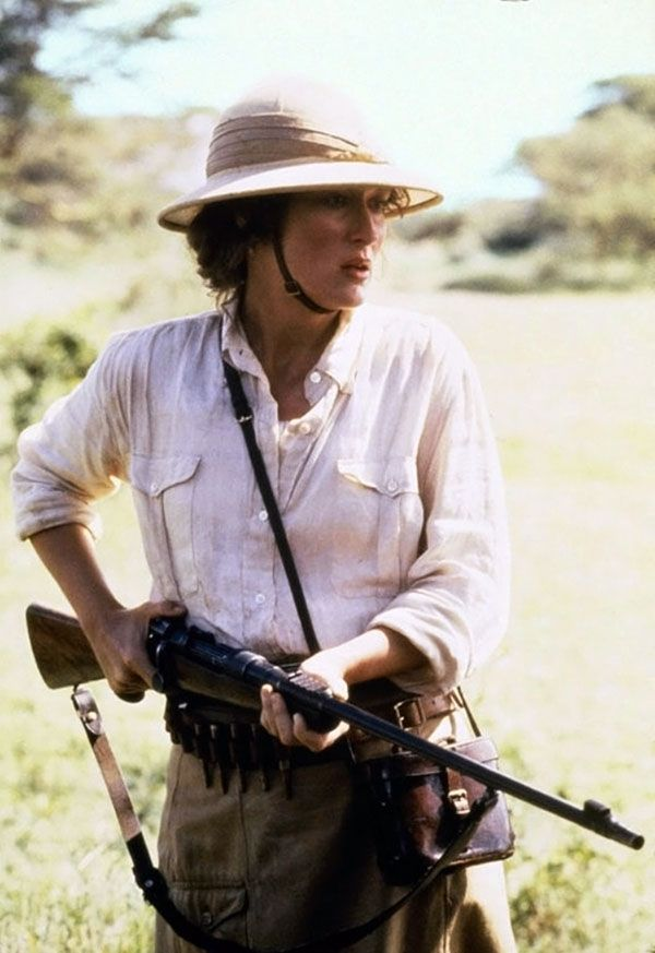 Out of Africa set fashion and design trends and is ...
