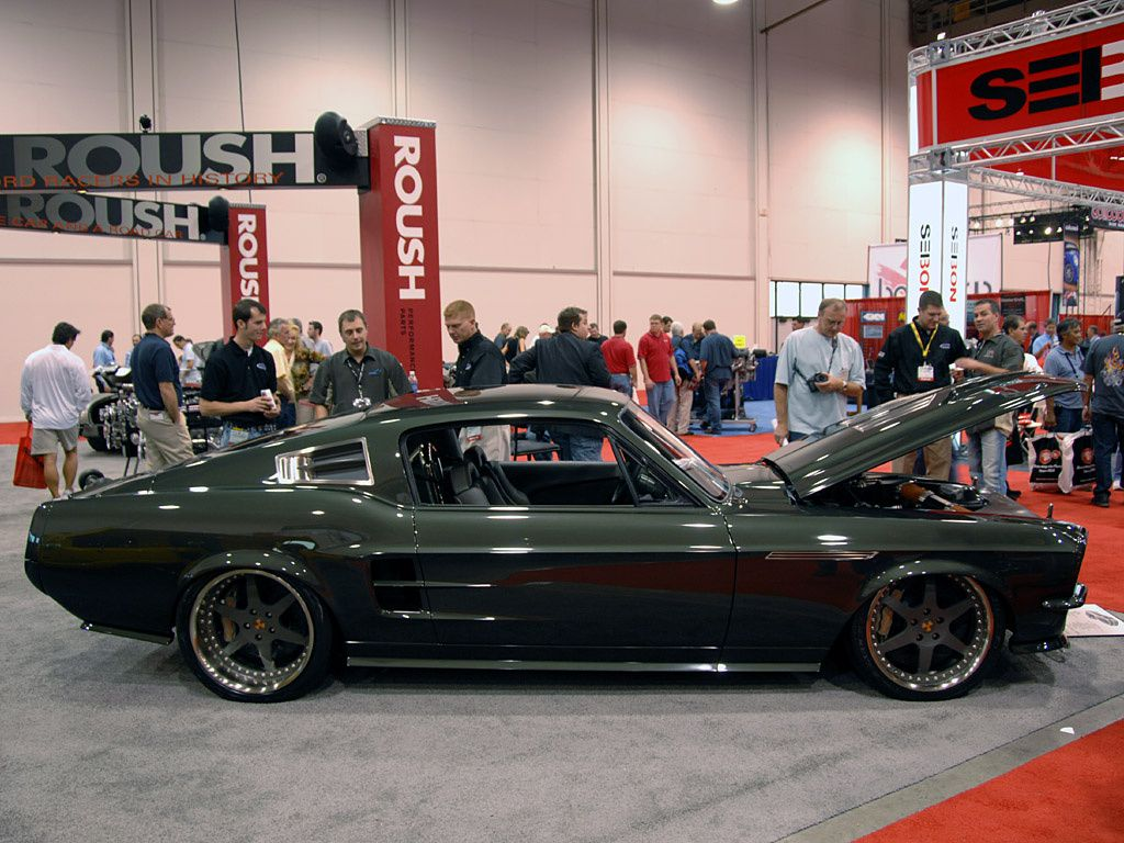 Attrayant 1967 Ford Mustang GT Fastback