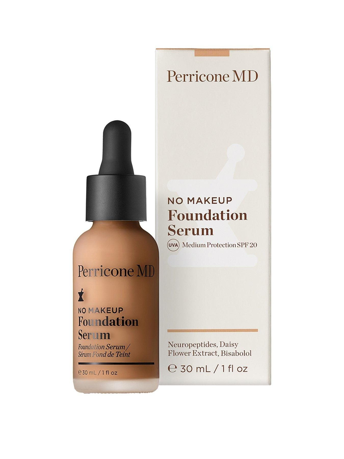 Perricone Md No Makeup Foundation Serum Broad Spectrum