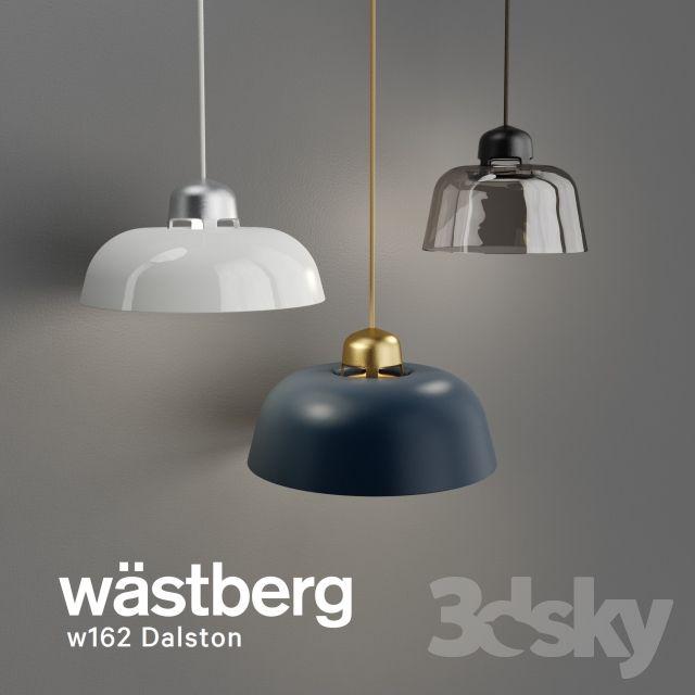 Wastberg w162 dalston lamp