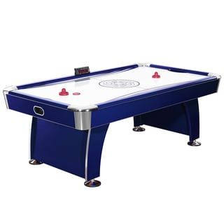 Shop for Phantom 7.5-foot Air Hockey Table with Electronic Scoring. Get free shipping at Overstock.com - Your Online Recreation Room Outlet Store! Get 5% in rewards with Club O! - 15668613