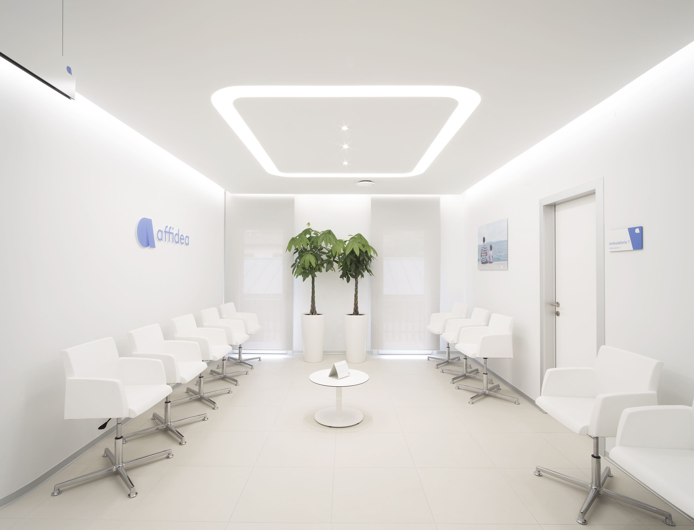 Designed by Mhed Architects - Irene Cicero & Federico dal Brun - Private clinic - Affidea IDA Padova