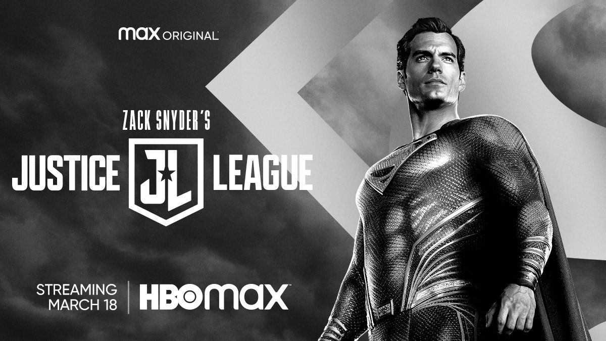 Zack Snyder S Justice League Leak Glitch On Hbo Max In 2021 Justice League Superman News Hbo
