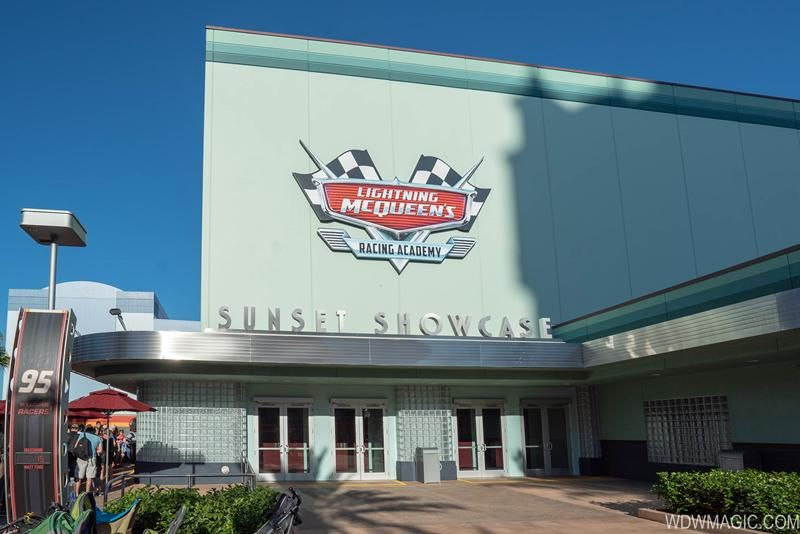 Lightning Mcqueen S Racing Academy Opening Day 3 31 19 Hollywood Studios Disney Lightning Mcqueen Academy
