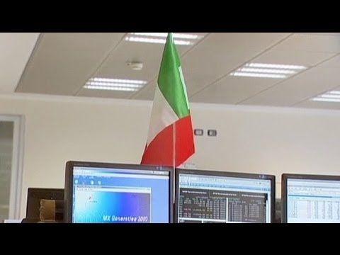 http://france.mycityportal.net - Italie : Hausse des rendements mercredi pour les nouvelles émissions de dette -             http://fr.euronews.com/ Sur le front de la dette, lItalie a adjugé mercredi pour 7 milliards deuros dobligations à trois, cinq et 15 ans, contre un object          - http://france.mycityportal.net/2013/04/italie-hausse-des-rendements-mercredi-pour-les-nouvelles-emissions-de-dette/