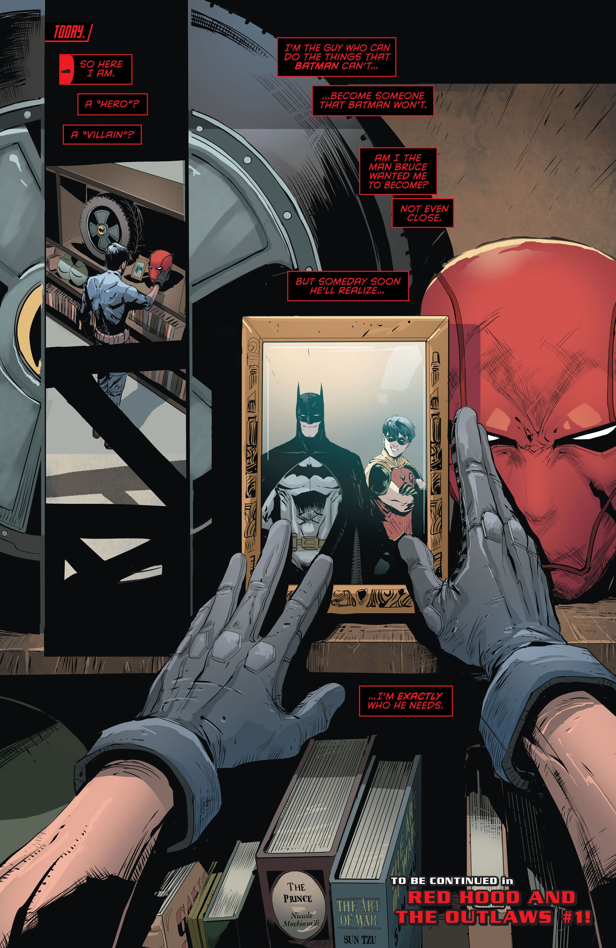 Image result for red hood the outlaws 4 red hood pinterest image result for red hood the outlaws 4 sciox Images