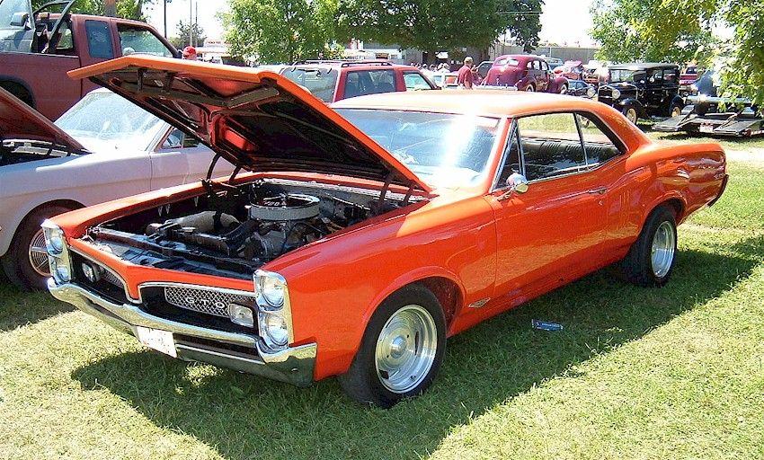 Orange 1967 Gto Hardtop Ultimategto Com Gto Pontiac Lemans Classic Cars Trucks