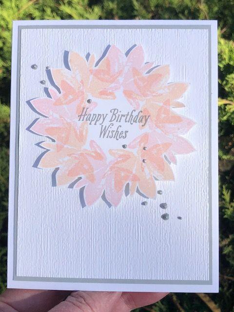 Avante Garden into a Wreath | Happy birthday wishes, Birthday wishes, Crafts