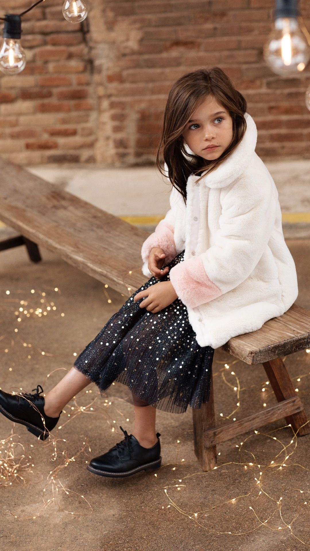 eb6eaf66d Dazzling looks to dress up your little ones!