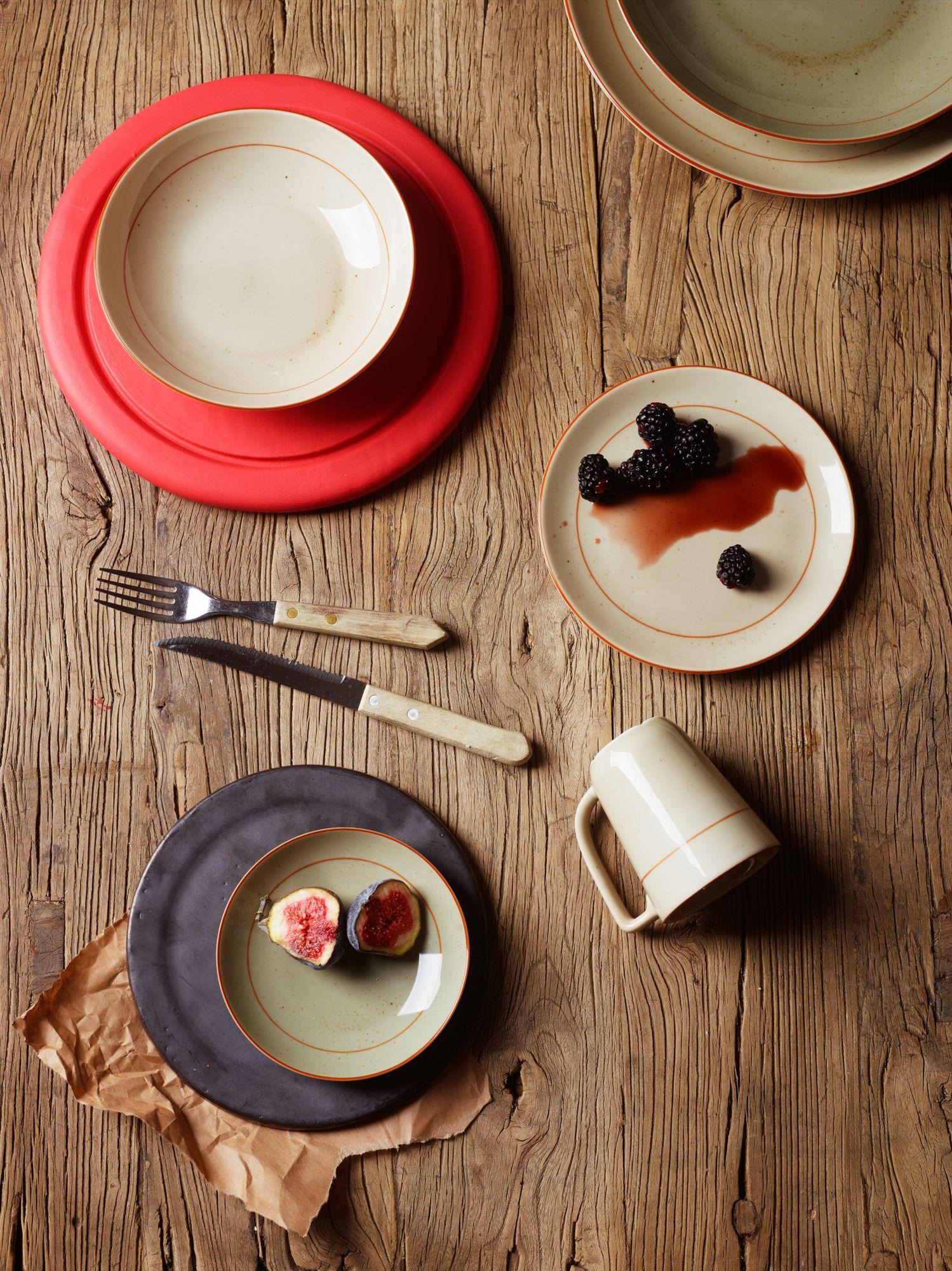 Rustikk Tableware | Photo: Siren Lauvdal | Styling: KråkvikD'Orazio